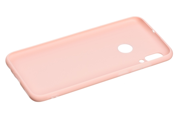 Чохол 2E Basic для Huawei P Smart 2019, Soft touch, Baby pink