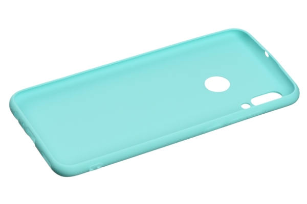 2E Basic Case for Huawei P Smart 2019, Soft touch, Mint
