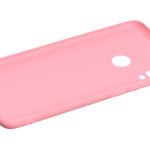 2E Basic Case for Huawei P Smart 2019, Soft touch, Pink