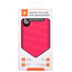 Чехол 2Е для Apple iPhone XS, Triangle, Pink