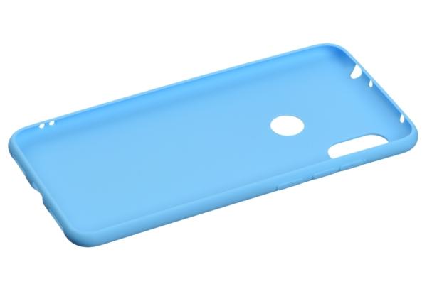 Чохол 2E Basic для Xiaomi Redmi Note 6 Pro, Soft touch, Blue