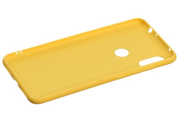 Чохол 2E Basic для Xiaomi Redmi Note 6 Pro, Soft touch, Mustard