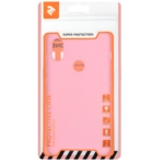2E Basic Case for Xiaomi Redmi Note 6 Pro, Soft touch, Pink