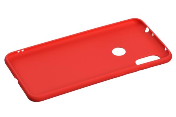 Чохол 2E Basic для Xiaomi Redmi Note 6 Pro, Soft touch, Red