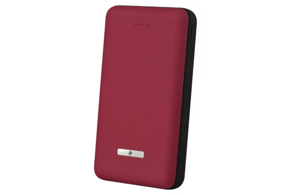 Power Bank 2Е SOTA series Slim 20000 мАч Red