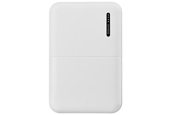 Power Bank 2Е 5000 мАг White