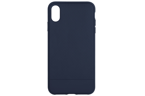 Чохол 2Е для Apple iPhone XS, Snap, Navy blue