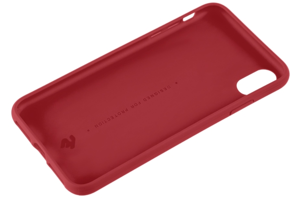 Чехол 2Е для Apple iPhone XS, Snap, Red