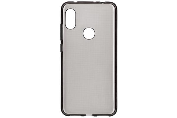 Чохол 2E Basic для Xiaomi Redmi Note 6 Pro, Crystal, Black