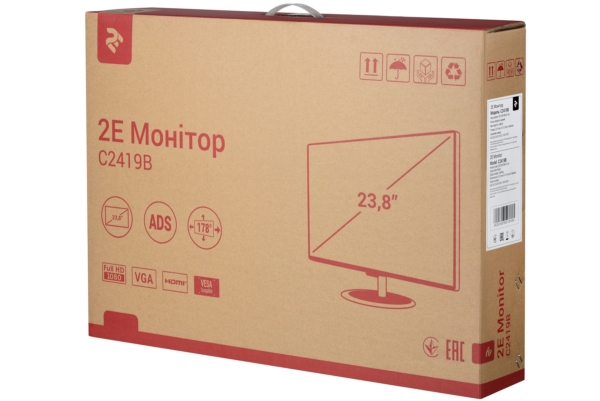 Monitor 2E C2419B Black