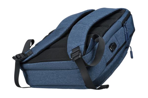 Laptop Backpack 2E BPN9166NV, Melange 16″ Blue