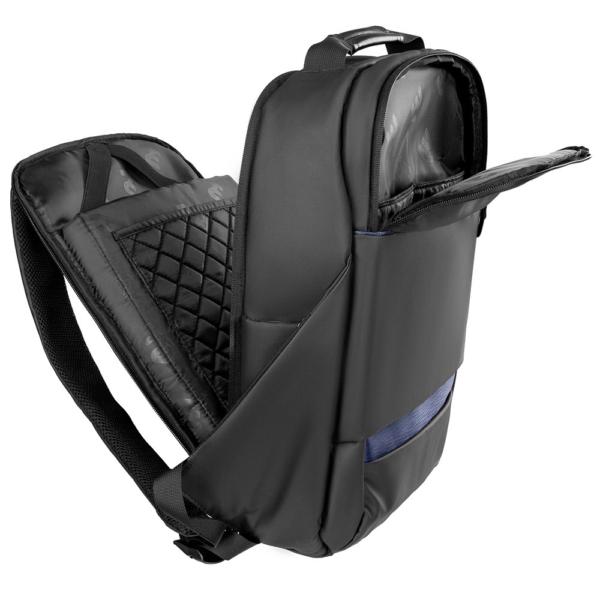 Рюкзак для ноутбука 2E BPT9176BK, Urban Groove 16″ Black