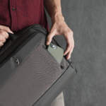 Laptop bag 2E CBN9085GB, Slant 16″, Grey