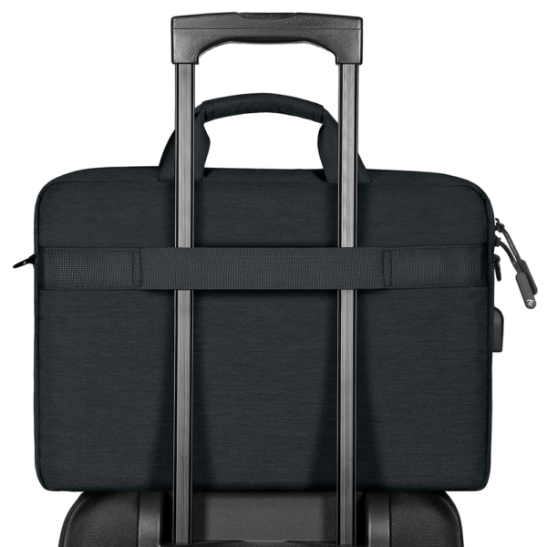 Laptop bag 2E CBN9198BK, CrossSquares 16″, Black