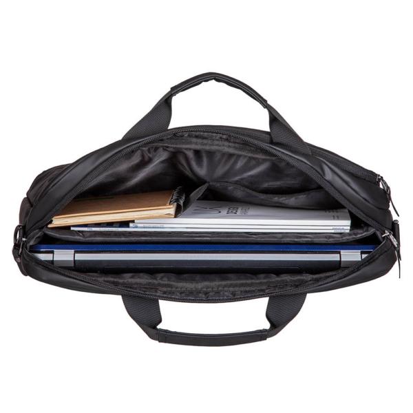 Сумка для ноутбука 2E CBT9175BK, Urban Groove 16″, Black
