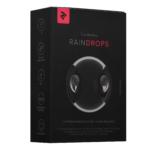Навушники 2E RainDrops True Wireless, Black
