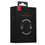Earbuds 2E RainDrops True Wireless, Black