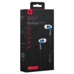 Навушники 2E S2 Metal Skin, Blue