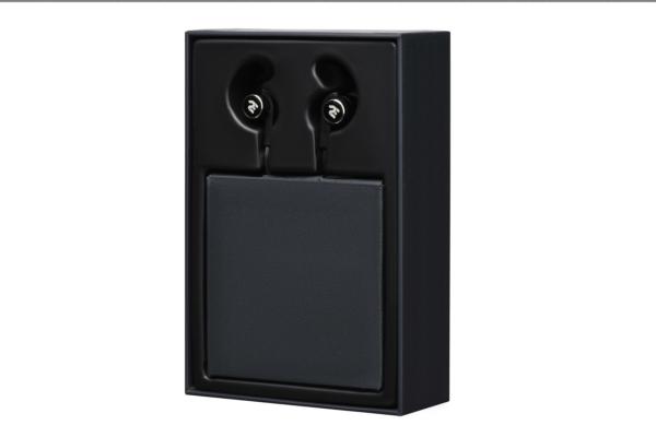 Наушники 2E S9 WiSport, Black