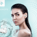 Навушники 2E RainDrops True Wireless, White