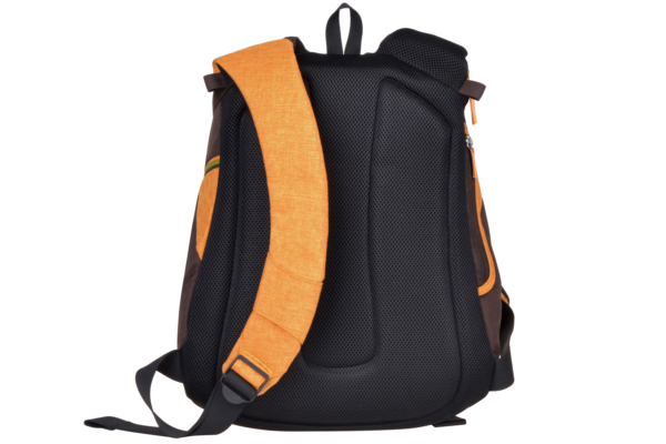 Laptop Backpack 2E BPT9197OB, Barrel Xpack 16″ Orange
