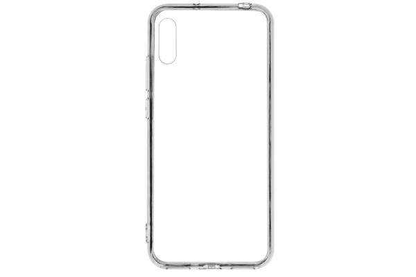 2Е Basic Case for Huawei Y6 2019, Hybrid, Transparent