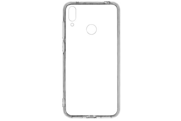 2Е Basic Case for Huawei Y7 2019, Hybrid, Transparent