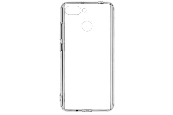 2Е Basic Case for Xiaomi Redmi 6, Hybrid, Transparent