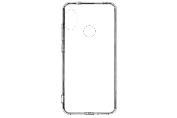 2Е Basic Case for Xiaomi Mi A2 lite, Hybrid, Transparent