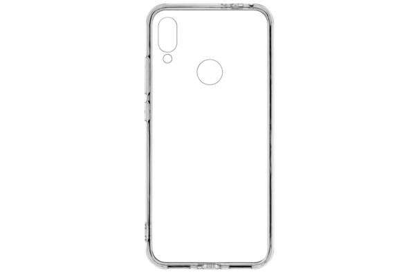 2Е Basic Case for Xiaomi Redmi Note 7, Hybrid, Transparent