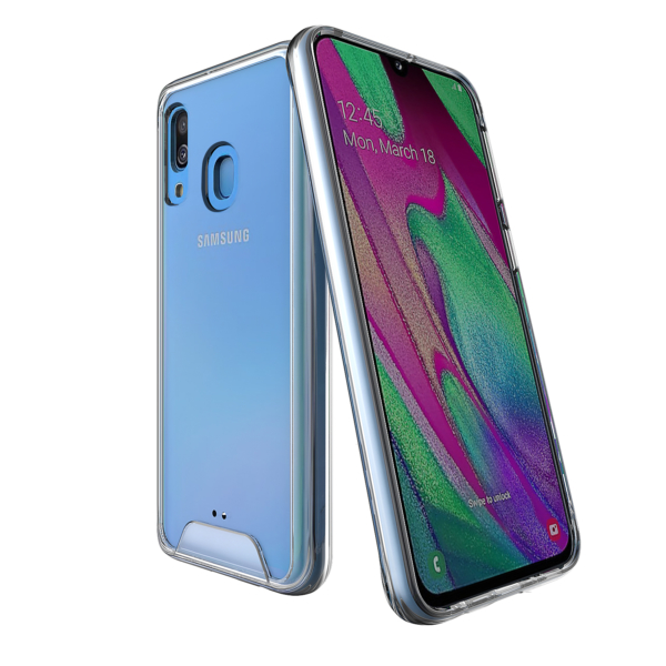 2Е Case for Samsung Galaxy A40 (A405), Space, Transparent