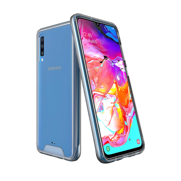 2Е Case for Samsung Galaxy A70 (A705), Space, Transparent