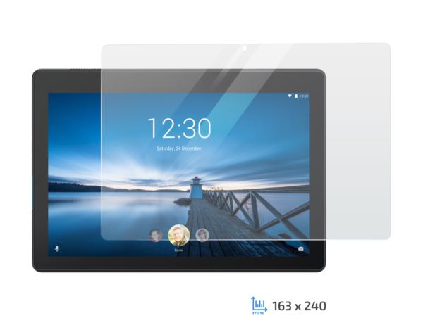 Захисне скло 2E Lenovo Tab E10 10.1″ (TB-X104F), 2.5D Clear