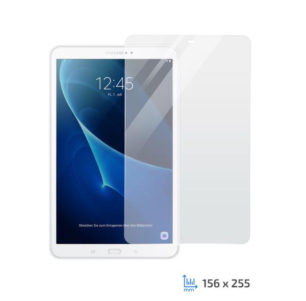 Захисне скло 2Е Samsung Galaxy Tab A 10.5″ (T590/T595), 2.5D Clear