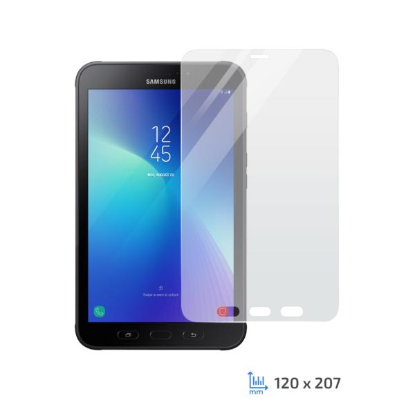 Захисне скло 2Е Samsung Galaxy Tab Active 2 8.0″ (SM-T395), 2.5D Сlear