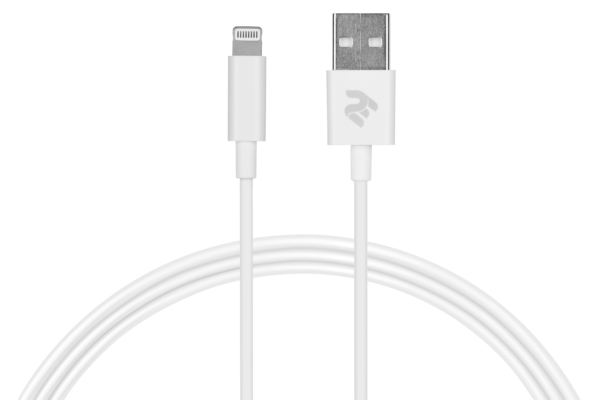 Кабель 2E USB 2.0 to Lightning Cable, Molding Type