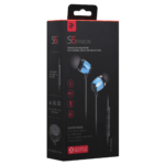 Earphones 2E S6 Pinion, Blue