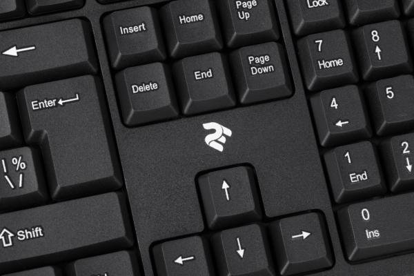 Клавіатура 2E KS108UB Black