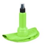 Набір для очищення 2E Green – Рідина 150 мл та кругла серветка