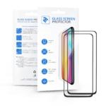 Комплект 2 в 1 Захисне скло 2E Basic для Samsung Galaxy A70, FCFG, Black