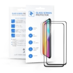 Комплект 2 в 1 Захисне скло 2E Basic для Xiaomi MI 9, FCFG, Black