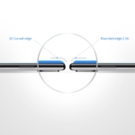 Захисне скло 2E Basic для Samsung Galaxy A80/A90, 3D FG, Black
