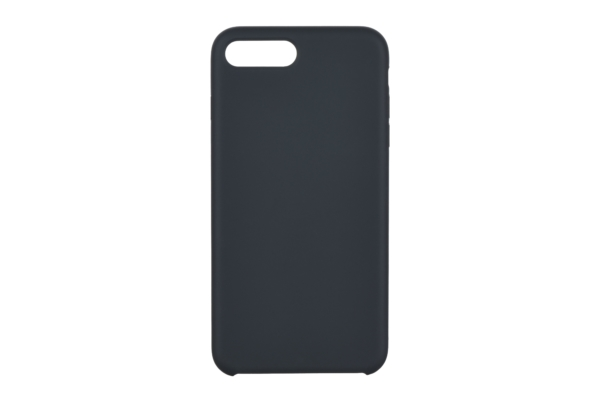 Чехол 2Е для Apple iPhone 7/8 Plus, Liquid Silicone, Carbon Grey