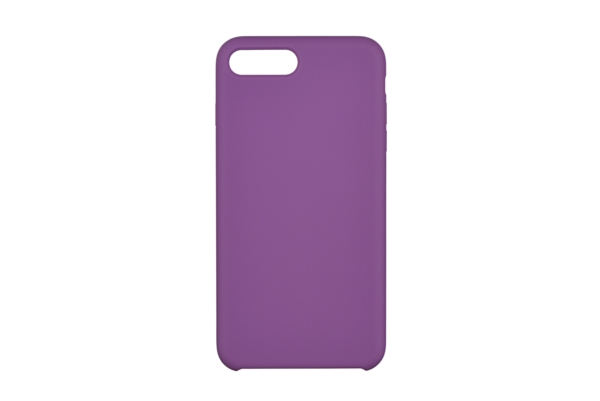 2Е Case for Apple iPhone 7/8 Plus, Liquid Silicone, Purple
