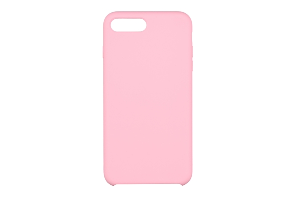 2Е Case for Apple iPhone 7/8 Plus, Liquid Silicone, Rose Pink