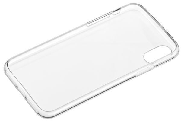 Чехол 2Е Basic для Apple iPhone X/XS, Crystal, Transparent