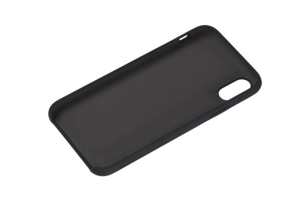 Чохол 2Е для Apple iPhone XS, Liquid Silicone, Carbon Grey