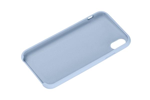 Чохол 2Е для Apple iPhone XS, Liquid Silicone, Light Purple