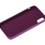 Чохол 2Е для Apple iPhone XS, Liquid Silicone, Purple