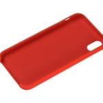 Чохол 2Е для Apple iPhone XS, Liquid Silicone, Red